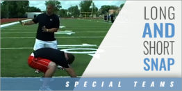 Long and Short Snap Differences with Kevin Garvoille