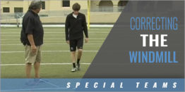 Kickers: Correcting the Windmill with John David Baddour