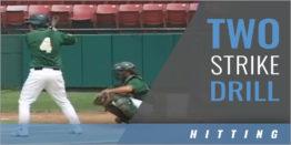 Batting Practice - Two Strike Drill - Joe Schaefer - Point Loma Nazarene Univ.