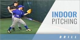 Indoor Pitching Drill - Paul Reddick