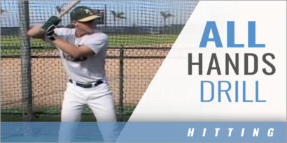 Quick Fix Hitting - All Hands Drill - Joe Schaefe - Point Loma Nazarene Univ.