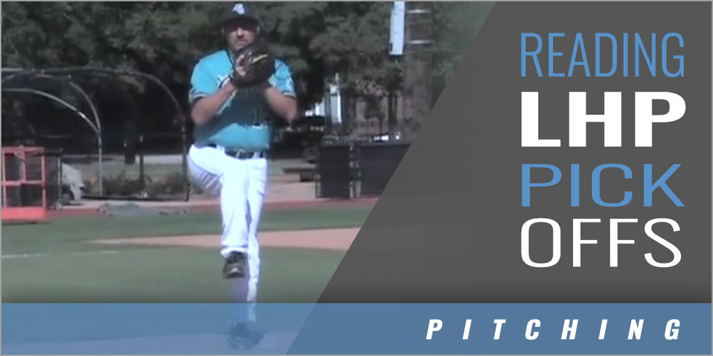 Reading Left-Handed Pitchers Pick off Moves – Gary Gilmore
