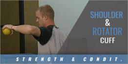 Shoulder and Rotator Cuff Training