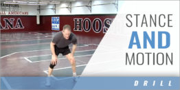 Stance and Motion Drill with Duane Goldman (Retired)