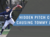 The Hidden Pitch Count That's Causing Tommy John Surgery