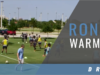 Rondo Warm-Up Drill with Brian McMahon – Palm Beach Atlantic Univ.