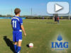 Up, Back, Through – 2v1 Attacking Combination – IMG Academy [VIDEO]