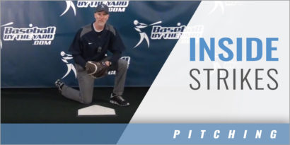 Pitching - Throwing Inside for Strikes and Effect