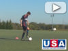 Footwork Drill – Lace Touches/Preferred Foot – United Soccer Academy [VIDEO]