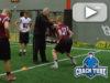 Pass Blocking – Body Position – Dave Christensen – Arizona State [VIDEO]