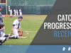 Defense – Catcher's Progression Drills – Jim Gantt – Catawba College