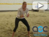 Passing Drills for Beach Volleyball – AVCA Video Tip [VIDEO]