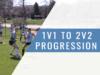 Defense: 1v1 to 2v2 Progression Drill with Bill Hempen – Colorado State Univ. [VIDEO]