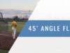 Hitting – 45′ Angle Flips – Craig Rainey – Adrian College [VIDEO]