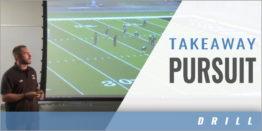 Defense: Takeaway Pursuit Drill