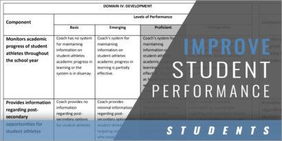 Leveraging Athletics to Improve Student Performance