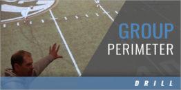 Practice Organization: Group Perimeter Drill