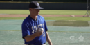 Infield Drills with Tyler Gillum – South Mountain Community College