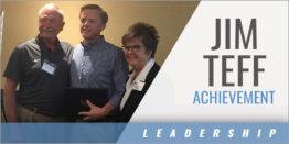 Jim Teff Achievement Recognition