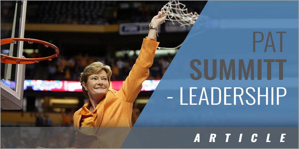 Leadership - Pat Summitt