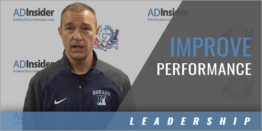Performance Improvement for Athletic Programs