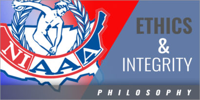 Ethics and Integrity Imperative