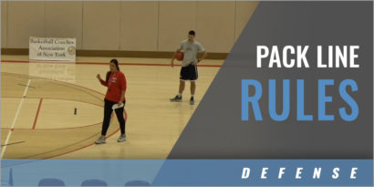 Pack Line Defensive Rules