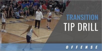 Transition Tip Drill