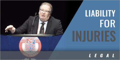 Liability for Sport Injuries
