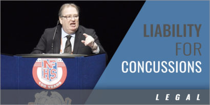 Liability for Concussions