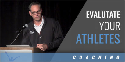 Evaluating Your Athletes