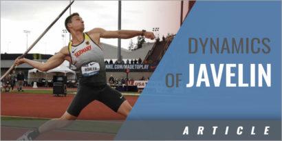 Dynamics in Javelin Throwing