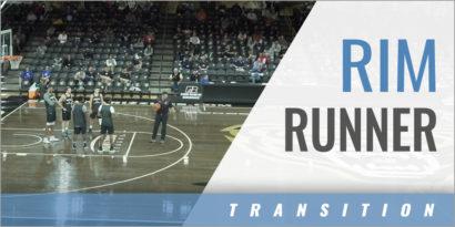 Transition Rim Runner Drill