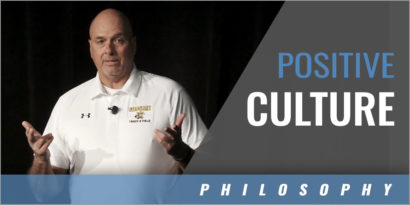 Creating Positive Culture: Think the Best of Your Athletes
