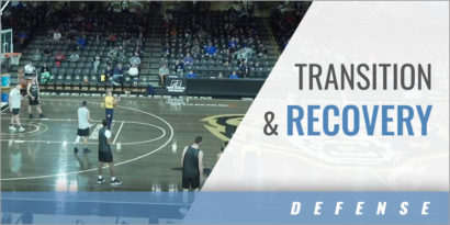 Transition Defense and Recovery Drill