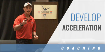 Acceleration Development and a Lack of Prep Time