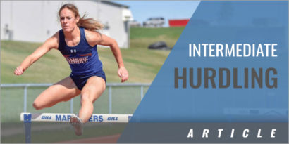 Marauder Elite - Intermediate Hurdling