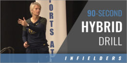 90-Second Hybrid Defensive Drill