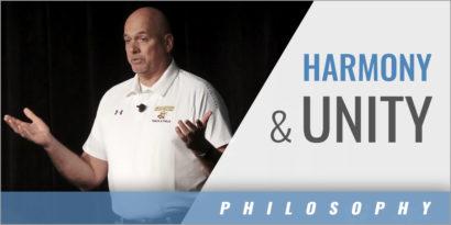 Creating Harmony and Unity