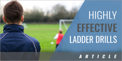 5 Rarely Used Agility Ladder Drills for Soccer That Are Highly Effective