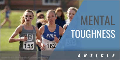 Mental Toughness - Psychologically Preparing for Competition