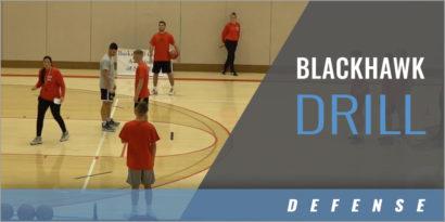 Blackhawk Drill