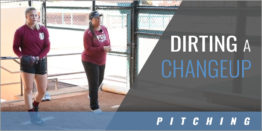 Dirting a Changeup