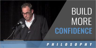 Build More Confidence