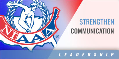 Communication: There Is No 'Middle Ground' [NIAAA]