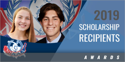 2019 Scholarship National Recipients Announcement