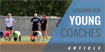 8 Things Young Coaches Need for Success