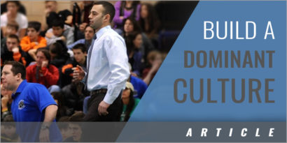 Building a Dominant Culture…and Doing It Quickly
