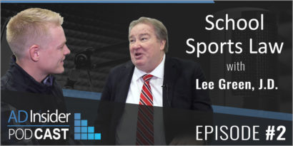 Podcast EP 2: School Sports Law
