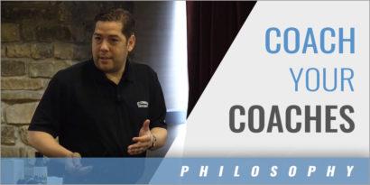 Coach Your Coaches